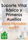 Curso de SVB y Primeros Auxilios para Titulados en F.P.