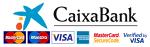 Pago con tarjeta de crédido-débito CaixaBank